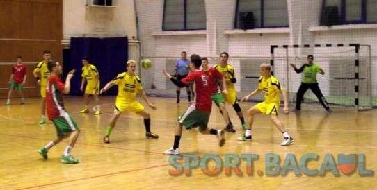 Romania - Belarus cadeti 1