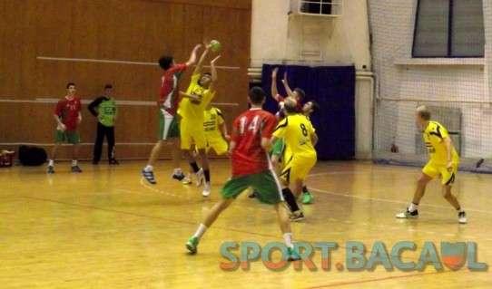 Romania - Belarus cadeti 2