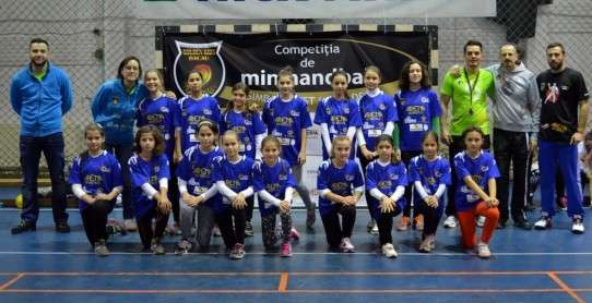 Turneu minihandbal ACS Golden Kids, decembrie 2014 (2)