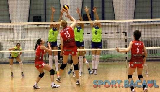 Stiinta Bacau - Dinamo Bucuresti 8