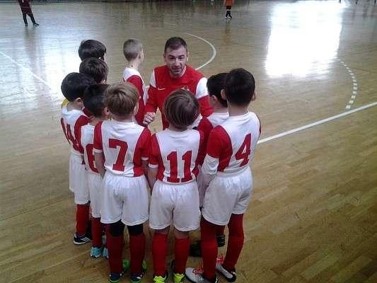 FC Bacau la Brasov Indoor Cup (1)