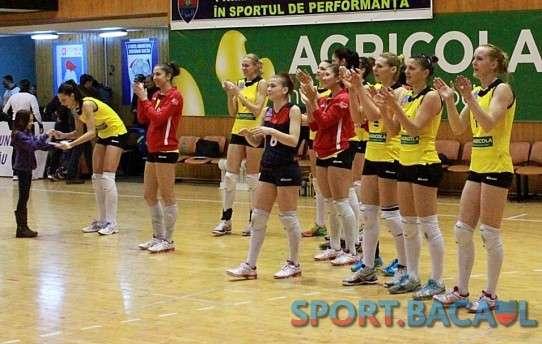 Stiinta Bacau - CSM Bucuresti 31