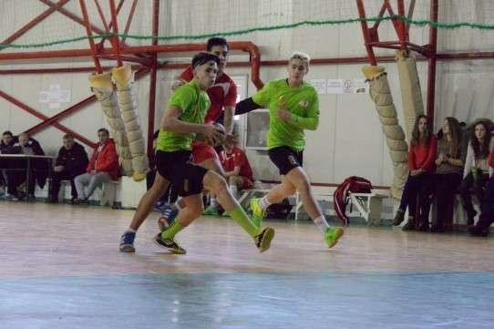 Stiinta Municipal Bacau juniori II - Turneu Adjud