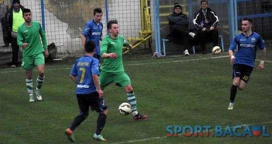 Aerostar Bacau - FC Zagon 1