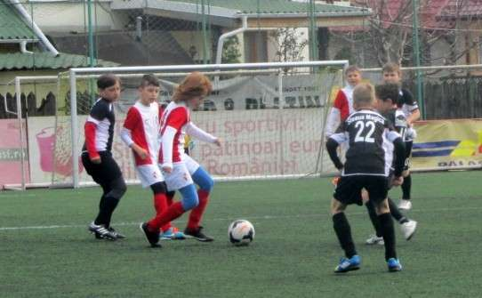 FC Bacau la Holiday Magic Cup Iasi (2)