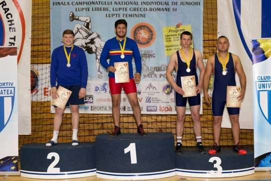 Razvan Bitere (SCM Bacau), campion national 2015