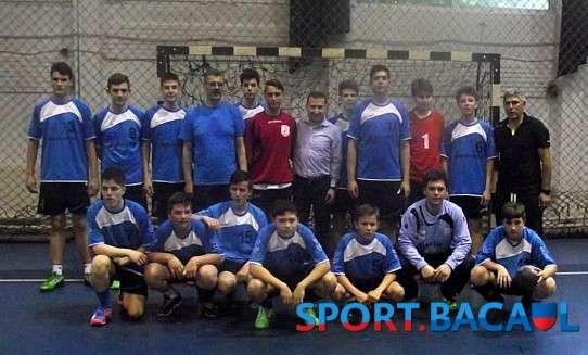 CSS Bacau handbal juniori III - mai 2015