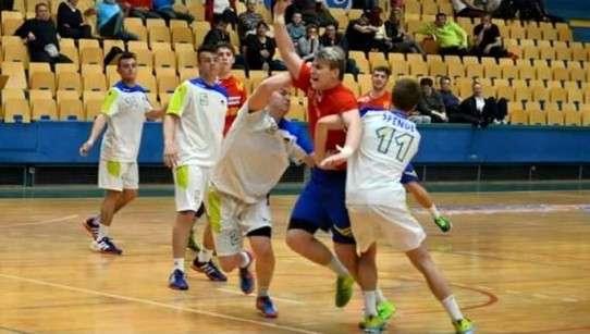Slovenia - Romania cadeti