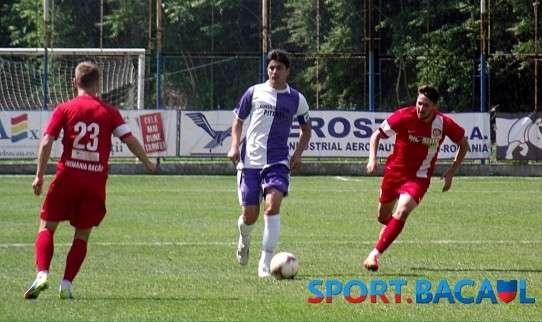Sport Club Bacau - Academica Arges 1