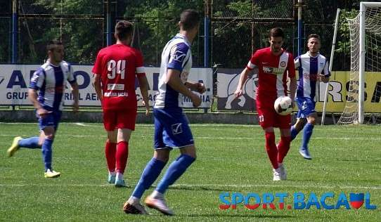 Sport Club Bacau - CF Braila 2