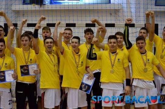 Academia Minaur Baia Mare juniori II - 2015 tricouri mici1