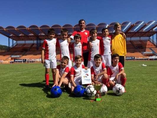 FC Bacau - grupa 2006