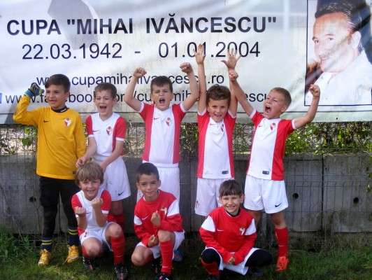FC Bacau la Cupa Mihai Ivancescu (1)