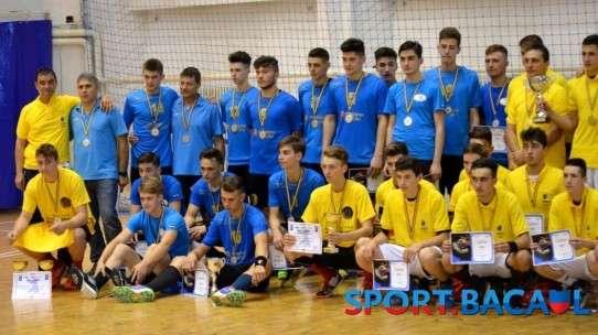 Festivitate de premiere turneu final handbal juniori II, Bacau, iunie 2015 13