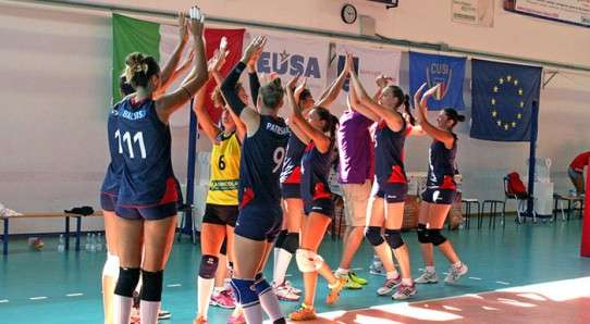 Universitatea Vasile Alecsandri Bacau volei feminin 2015