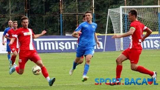 Sport Club Bacau - CSU Craiova 1