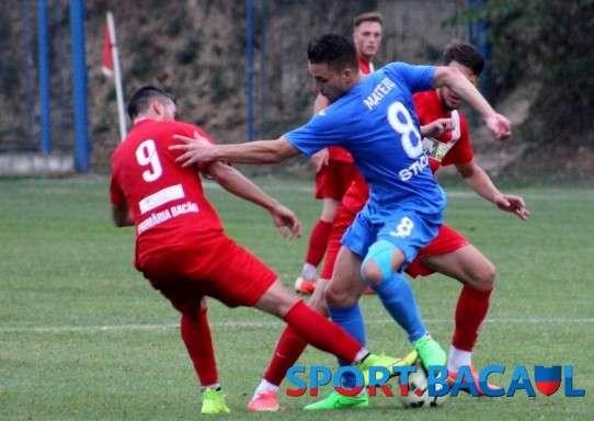 Sport Club Bacau - CSU Craiova 45