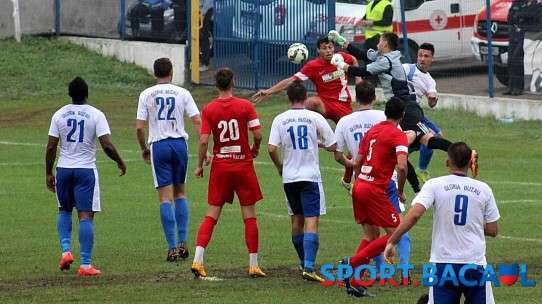 Sport Club Bacau - Gloria Buzau 1