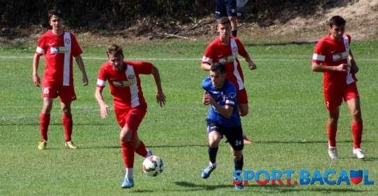 Sport Club Bacau - Rapid CFR Suceava 1
