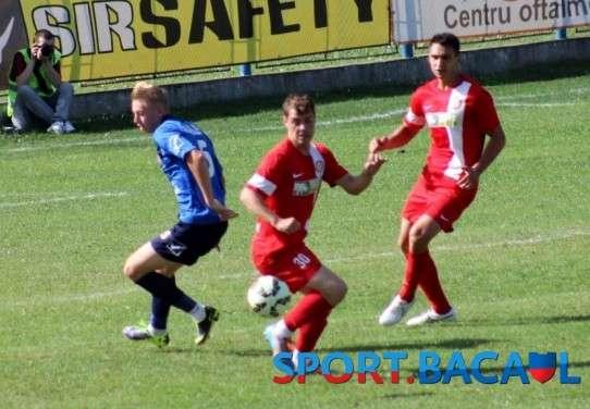 Sport Club Bacau - Rapid CFR Suceava 3