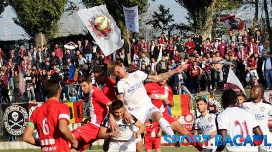 Sport Club Bacau - Rapid Bucuresti 1