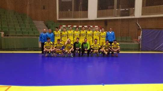 Romania juniori la Balcaniada Tineretului