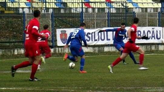 SC Bacau - Bucovina Pojorata