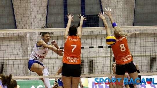 Stiinta Bacau - Dinamo Krasnodar 31