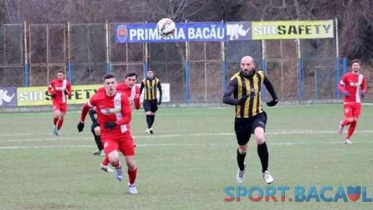 Sport Club Bacau - Ceahlaul Piatra Neamt 1