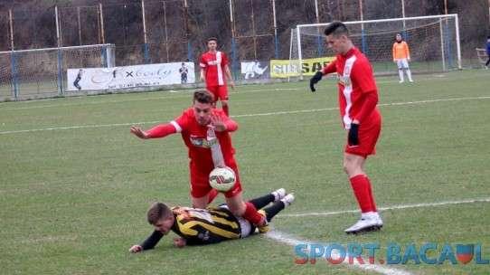 Sport Club Bacau - Ceahlaul Piatra Neamt