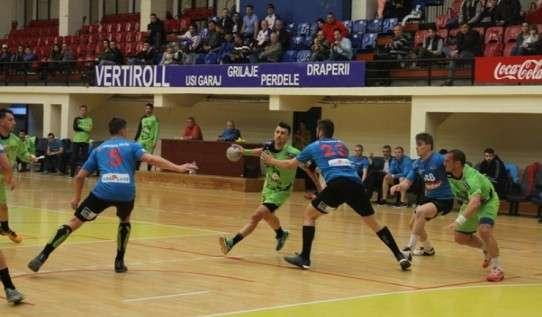 HC Dobrogea Sud - Stiinta Bacau