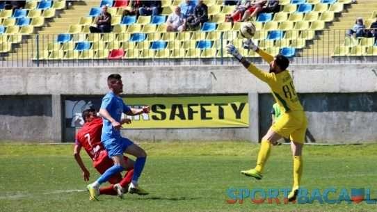 Sport Club Bacau - Dacia Unirea Braila 35