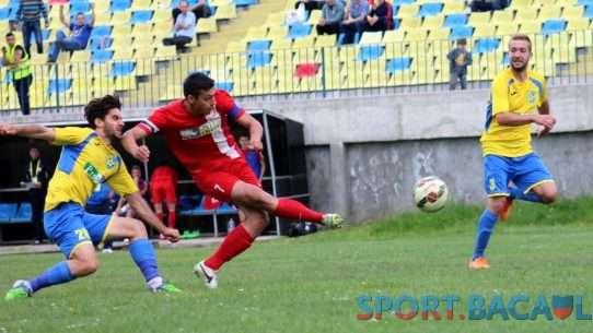 Sport Club Bacau - Dunarea Calarasi 1