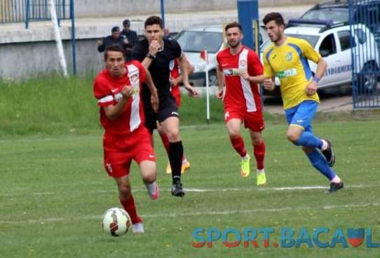 Sport Club Bacau - Dunarea Calarasi 7