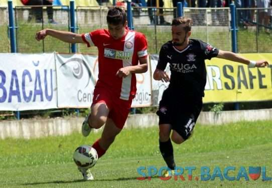 Sport Club Bacau - Rapid Bucuresti 35