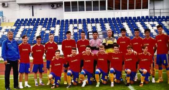 Sport Club Bacau juniori B