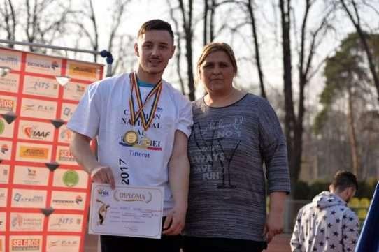 Alexandru Novac si Mihaela Melinte