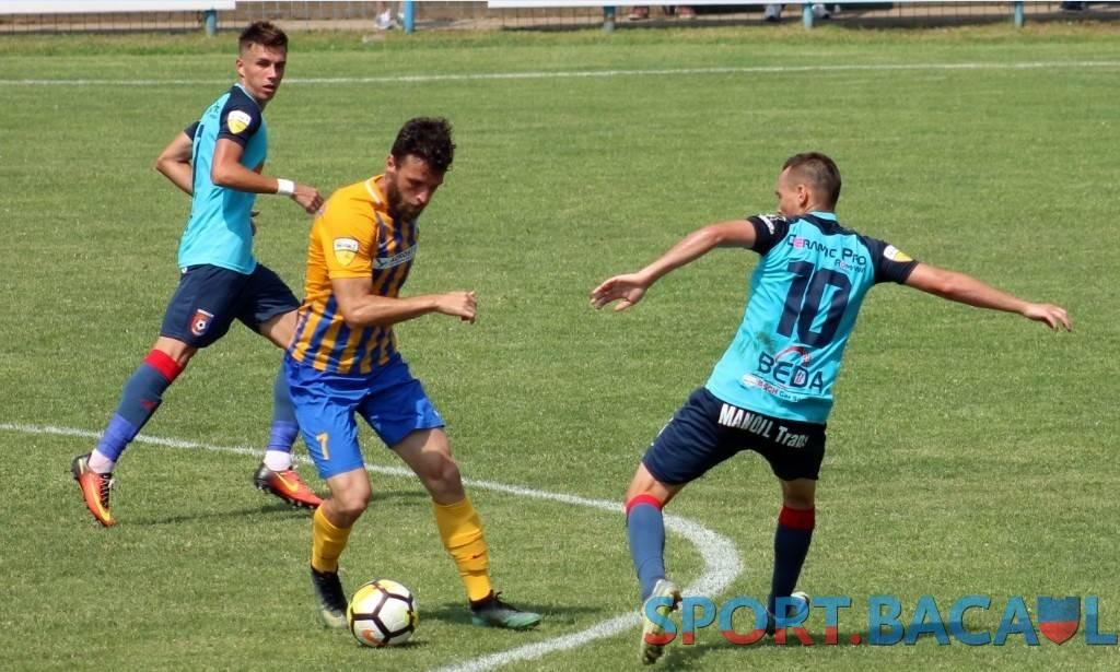 Fotbal / Aerostar debutează pe teren propriu cu U Cluj