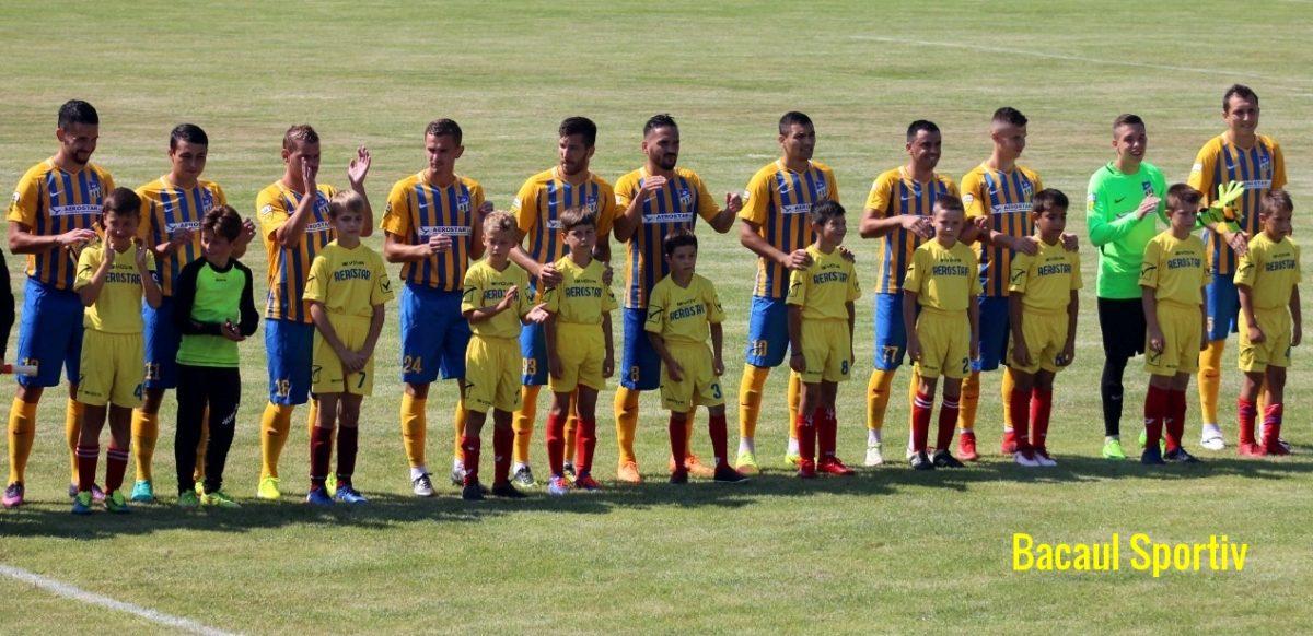 Aerostar începe campionatul luni, programul complet al primei etape din Liga a II-a