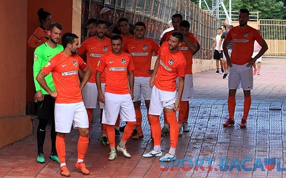 """Fotbal, Liga a II-a / """"U"""" Cluj – Aerostar Bacău 3-2 (2-1)"""