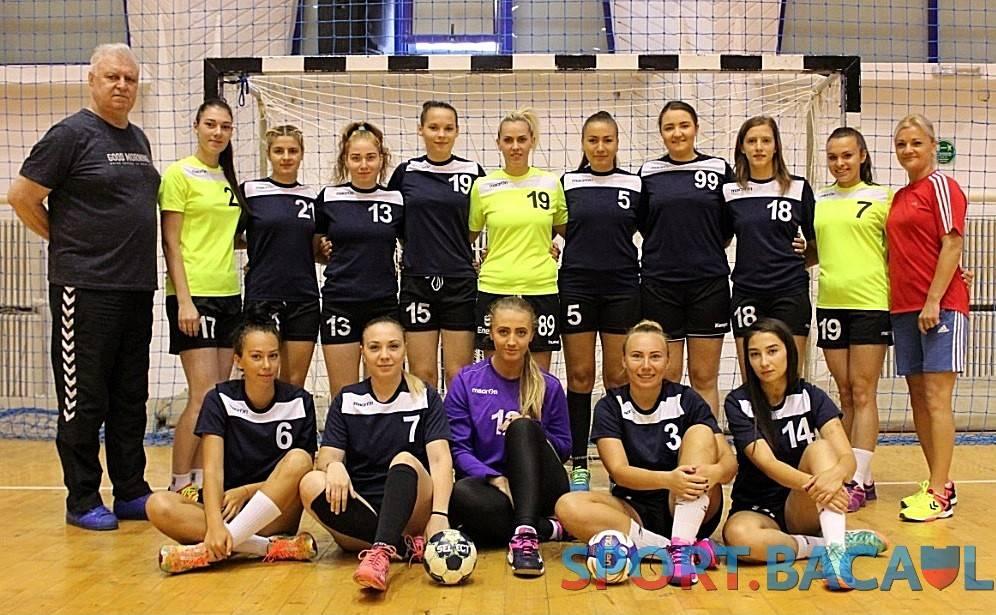 Avancronică / Știința Bacău – HCF Piatra Neamț (duminică, ora 11, Sala Sporturilor)