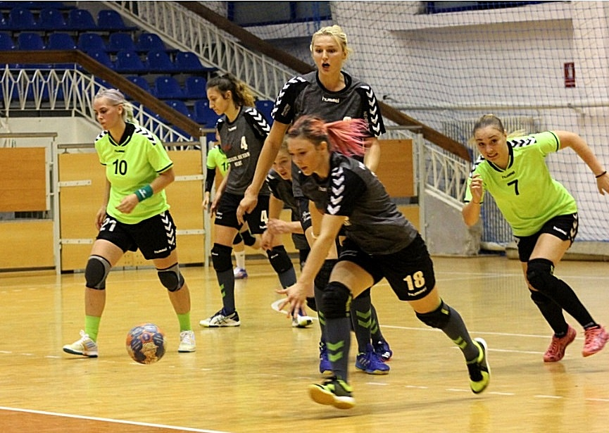Handbal feminin, Divizia A / Știința Bacău – HCF Piatra Neamț 22-26 (8-13)