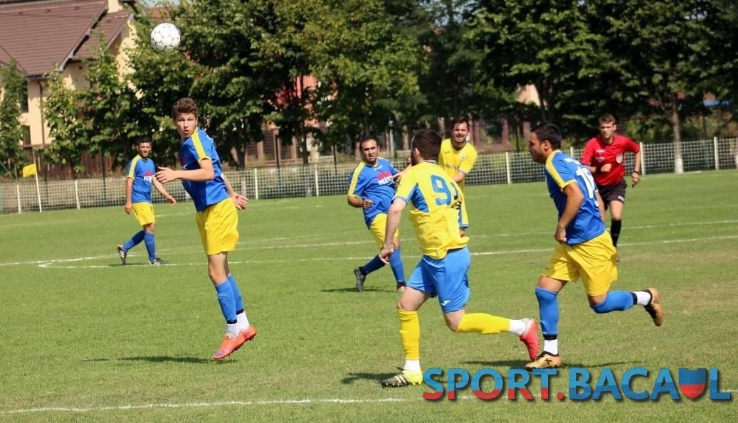 Fotbal / Duel băcăuan în turul 1 al Cupei României