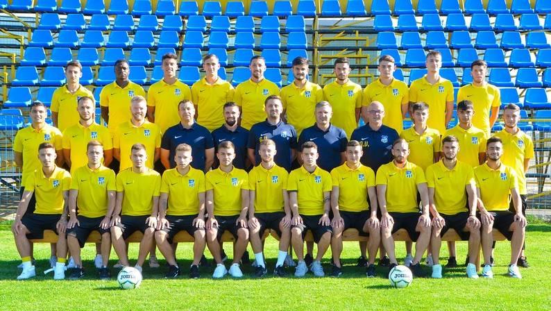 Galerie foto / Lotul echipei Aerostar Bacău pentru sezonul 2020-2021