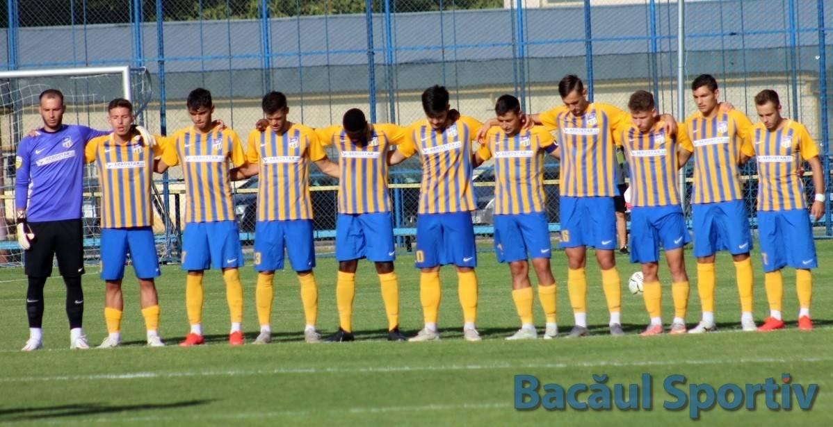 Fotbal, Liga a II-a / Înfrângere nemeritată cu Rapid