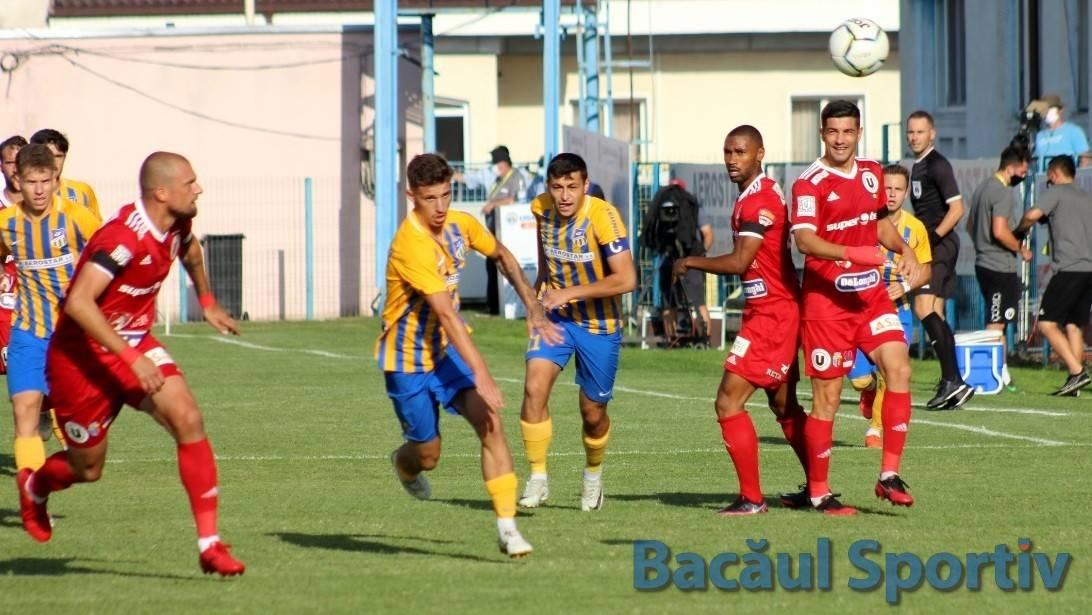 Fotbal, Liga a II-a / Farul Constanța – Aerostar Bacău 1-0 (1-0)
