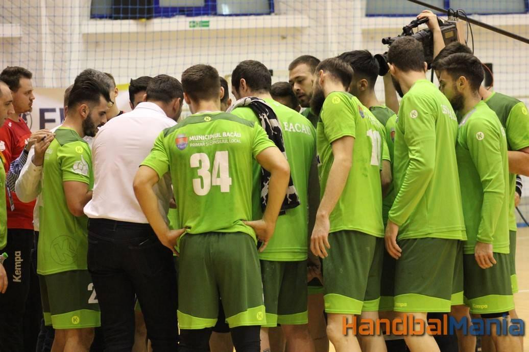 Handbaliștii de la CSM Bacău încep sezonul peste două săptămâni și jumătate