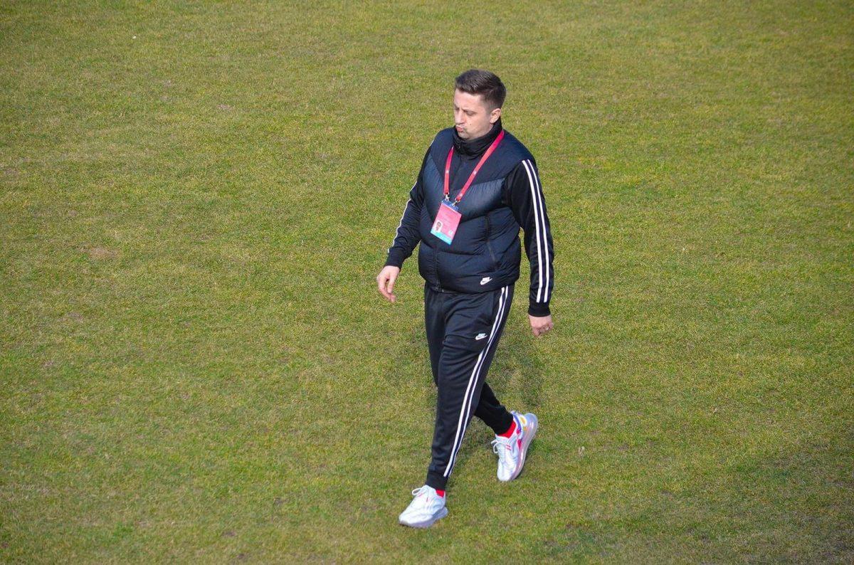 """Gabriel Voicu (team-manager Aerostar): """"Această echipă e a orașului, a județului și merită, fără dar și poate, un minim de atenție"""""""