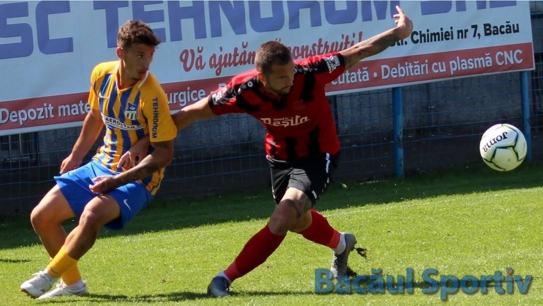Fotbal, Liga a II-a / Echipa lui 0-1