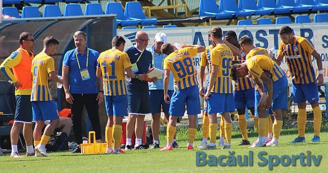 Fotbal, Liga a II-a / A șasea înfrângere pentru Aerostar Bacău